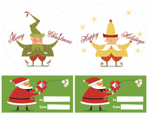 Gifts tags for you