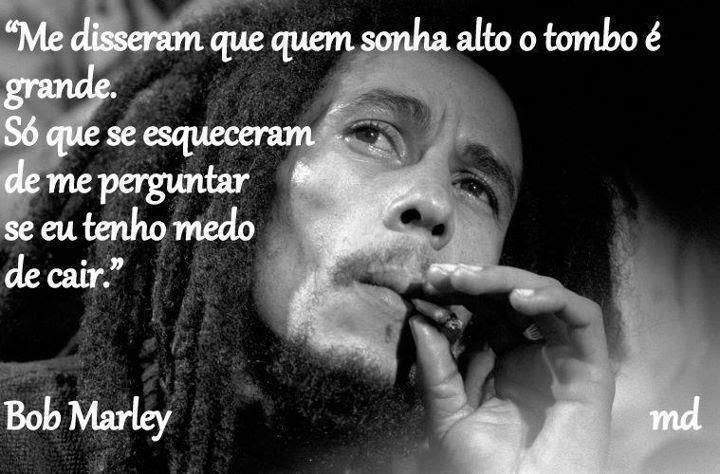 Frases De Bob Marley Sobre Amor Não Correspondido Frases E