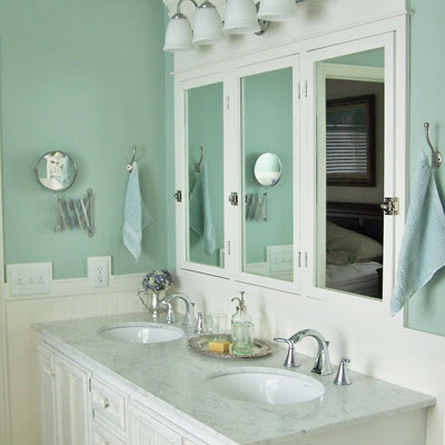 Perfect Blue | Editors' Picks: Our Favorite Blue Bathrooms | This ...