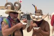 'Burning Man': Eksperimen Komunitas Menolak Kapitalisme