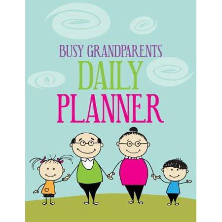 Busy Grandparents Daily Planner - Walmart.com