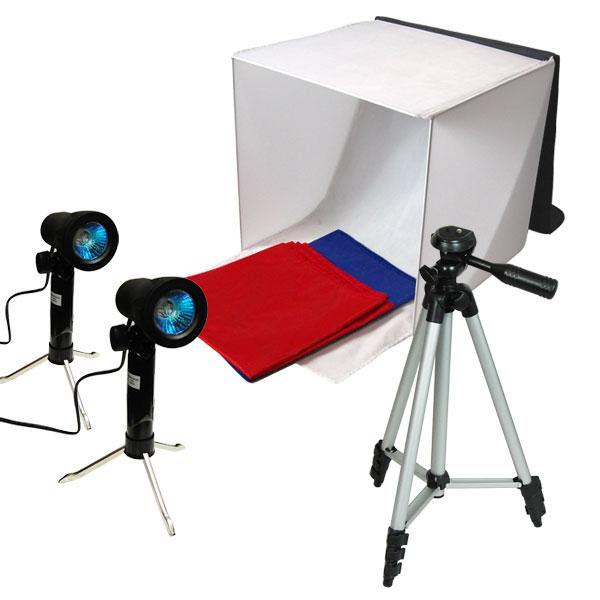 Photography Photo Video Studio Lighting Kit Set Photo Studio Light