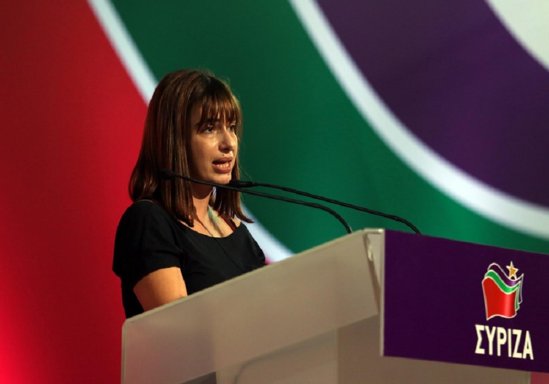 Σβίγκου: Μετά την καταδίκη Μαντέλη περιμένουμε δηλώσεις Σημίτη