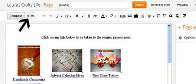 mode HTML halaman
