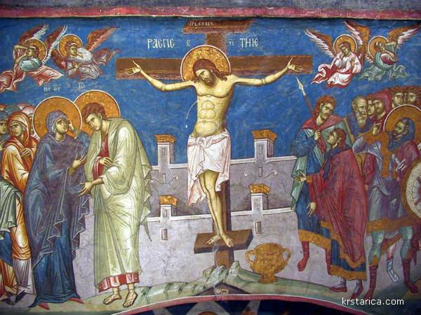 Αποτέλεσμα εικόνας για visoki dečani freske