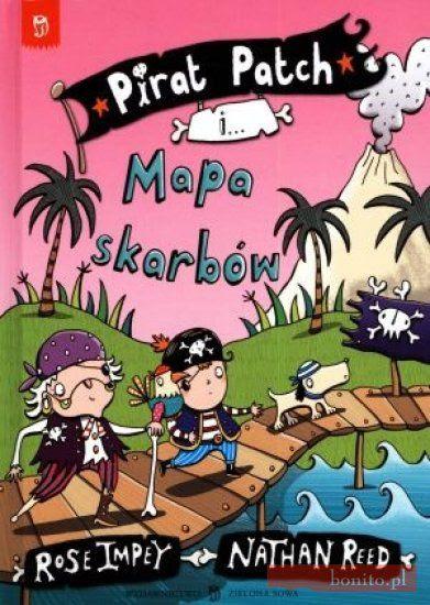 Pirat Patch I Mapa Skarbów - 0