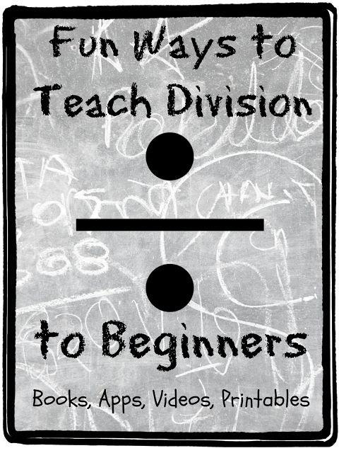 Elementary Division Teaching Ideas