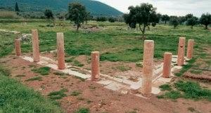 Βρέθηκε ένα αρχαίο κρεοπωλείο στην αρχαία Μεσσήνη