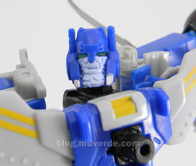 Transformers Searchlight Power Core Combiners - modo combinado