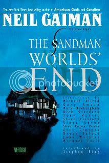 The Sandman Vol. 8 - Worlds' End