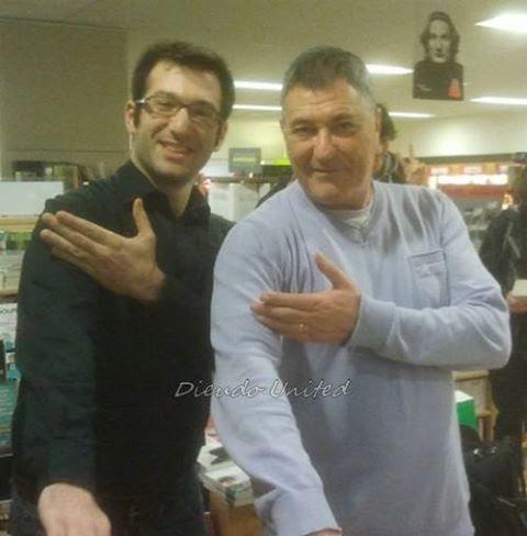 Jean-Marie Bigard à droite sur la photo