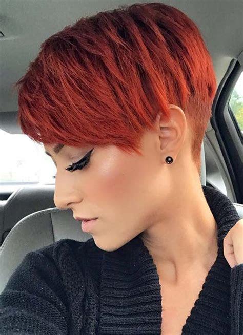 short red hair ideas    start crazyforus