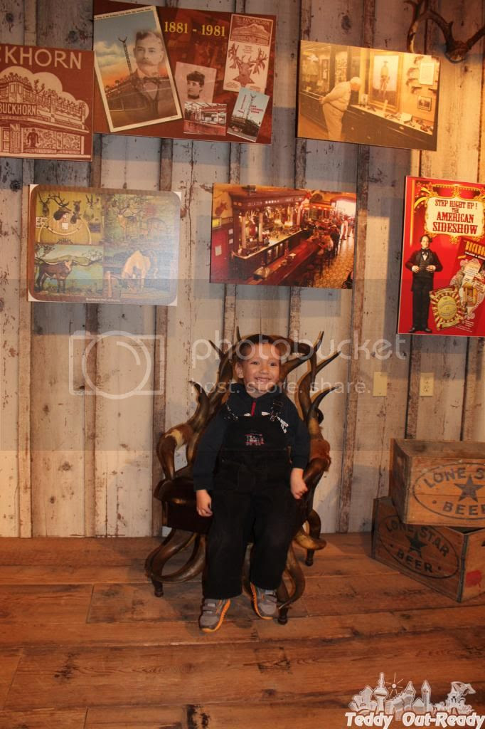 photo Texas Museum of Rangers Chair
