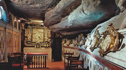 Cueva de San Ignacio de Loyola, turismo en Manresa