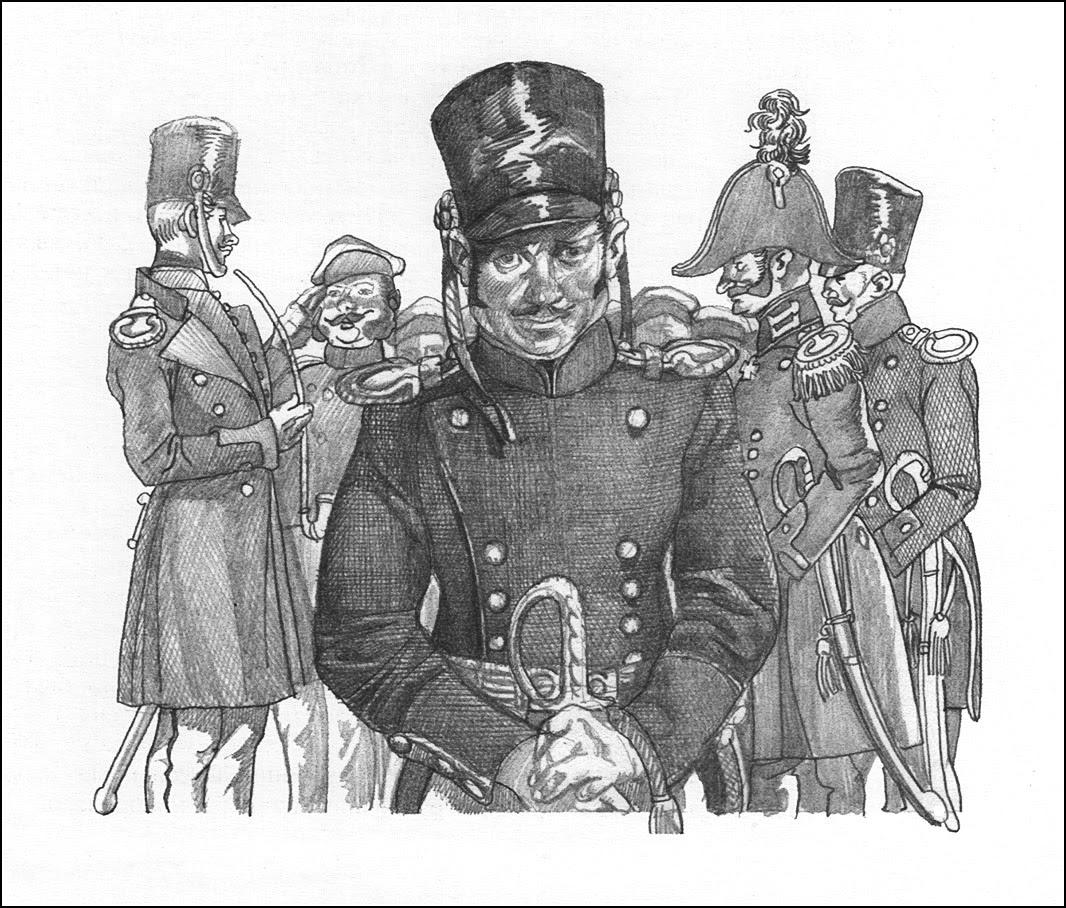 Сергей Георгиевич Якутович, Иван Федорович Шпонька и его тетушка