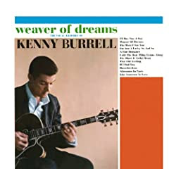 Kenny Burrell Weaver Of Dreams cover