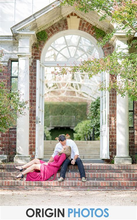 Planting Fields Arboretum Engagement session with Kery