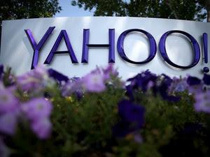 Lucro da Yahoo despenca 93% no primeiro trimestre