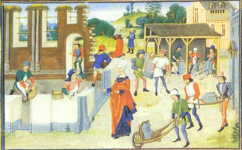Resultado de imagen de logia masonica medieval