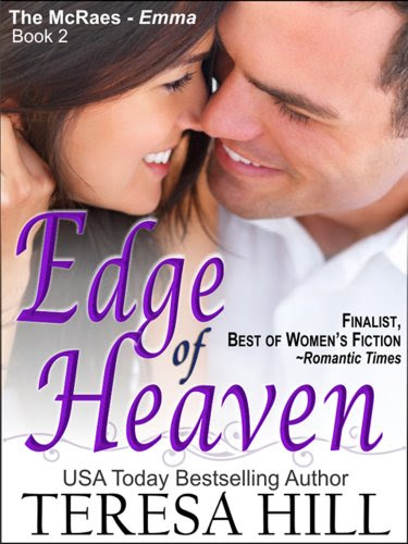 Edge of Heaven (The McRae Series, Book 2 - Emma) by Teresa Hill
