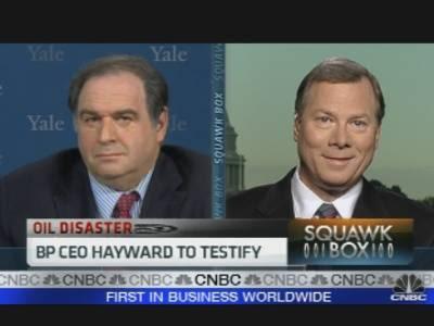 BP CEO Hayward To Testify