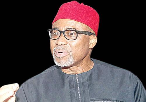 Biafra: Abaribe speaks on Nnamdi Kanu's whereabouts