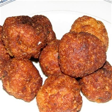 Fried Gefilte Fish Balls recipe   MyDish