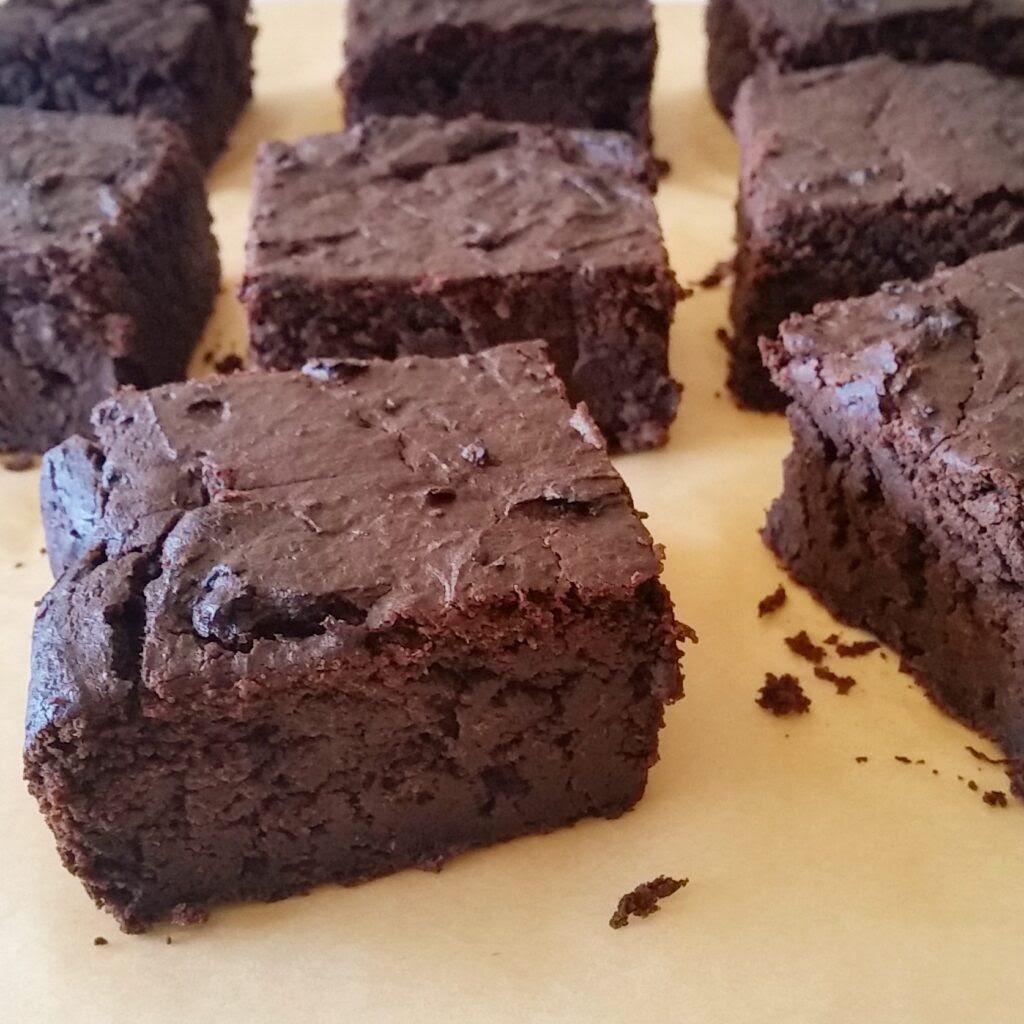 Chocolate Brownies, Dairy Free & Vegan Recipe