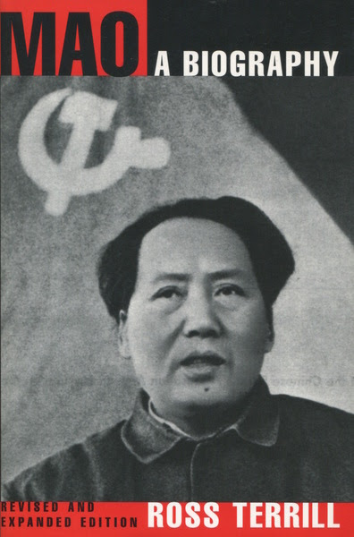 Cover of Mao: A Biography by Ross Terrill