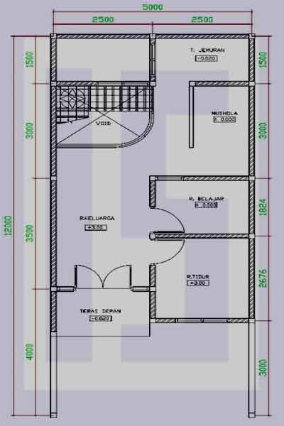 Desain Rumah Kos Related Keywords - Desain Rumah Kos Long