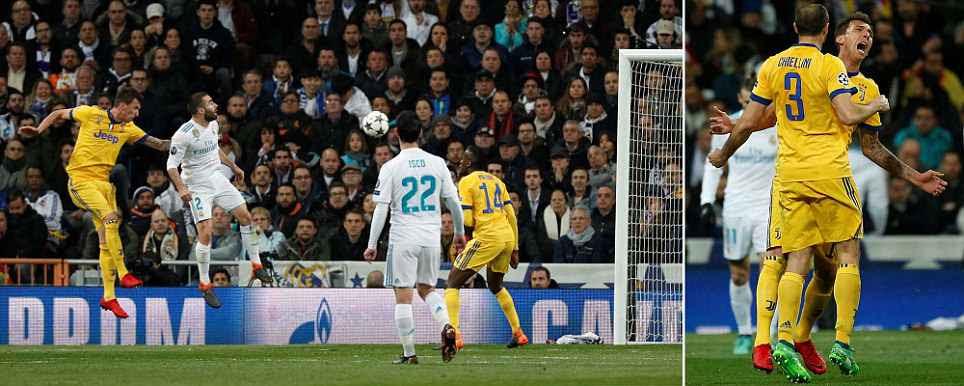 Real Madrid vs Juventus LIVE score - Champions League quarter-final