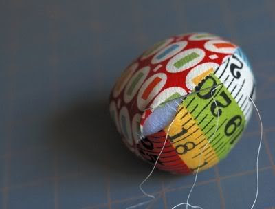Retro Mama: fabric Easter egg tutorial