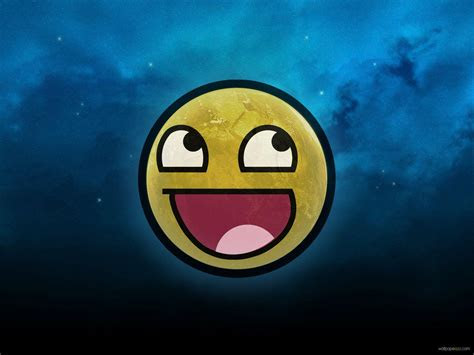 awesome smiley wallpapers wallpaper cave