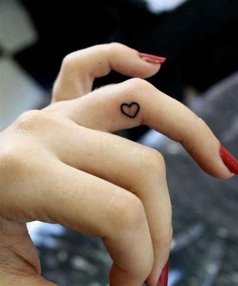 cool finger tattoos inspire