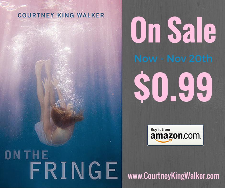 On the Fringe by Courtney King Walker