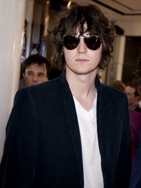 9 George Craig at the Burberry event in Knightsbridge London.