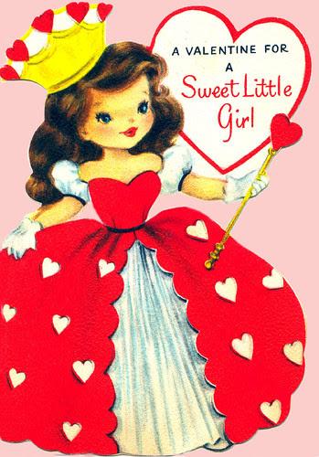 Queen of Hearts Valentine!