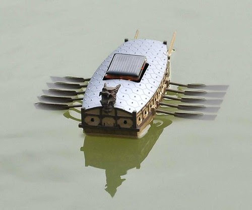 Turtle Boat