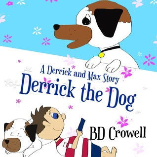 Goodreads Giveaway: Derrick the Dog