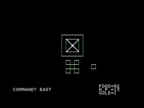 Evolución de los videojuegos RPG 1975-1985