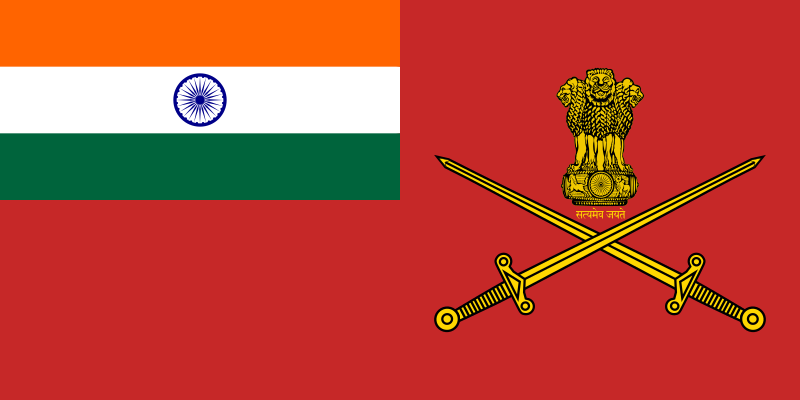 File:Flag of Indian Army.svg