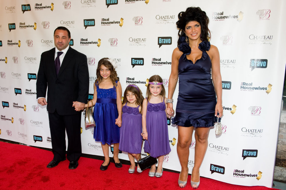 teresa giudice daughters. Big spender Teresa Giudice,