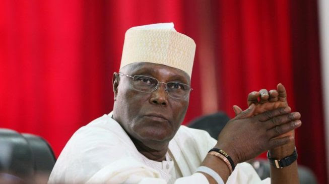 Breaking: Atiku's son tests positive for Coronavirus