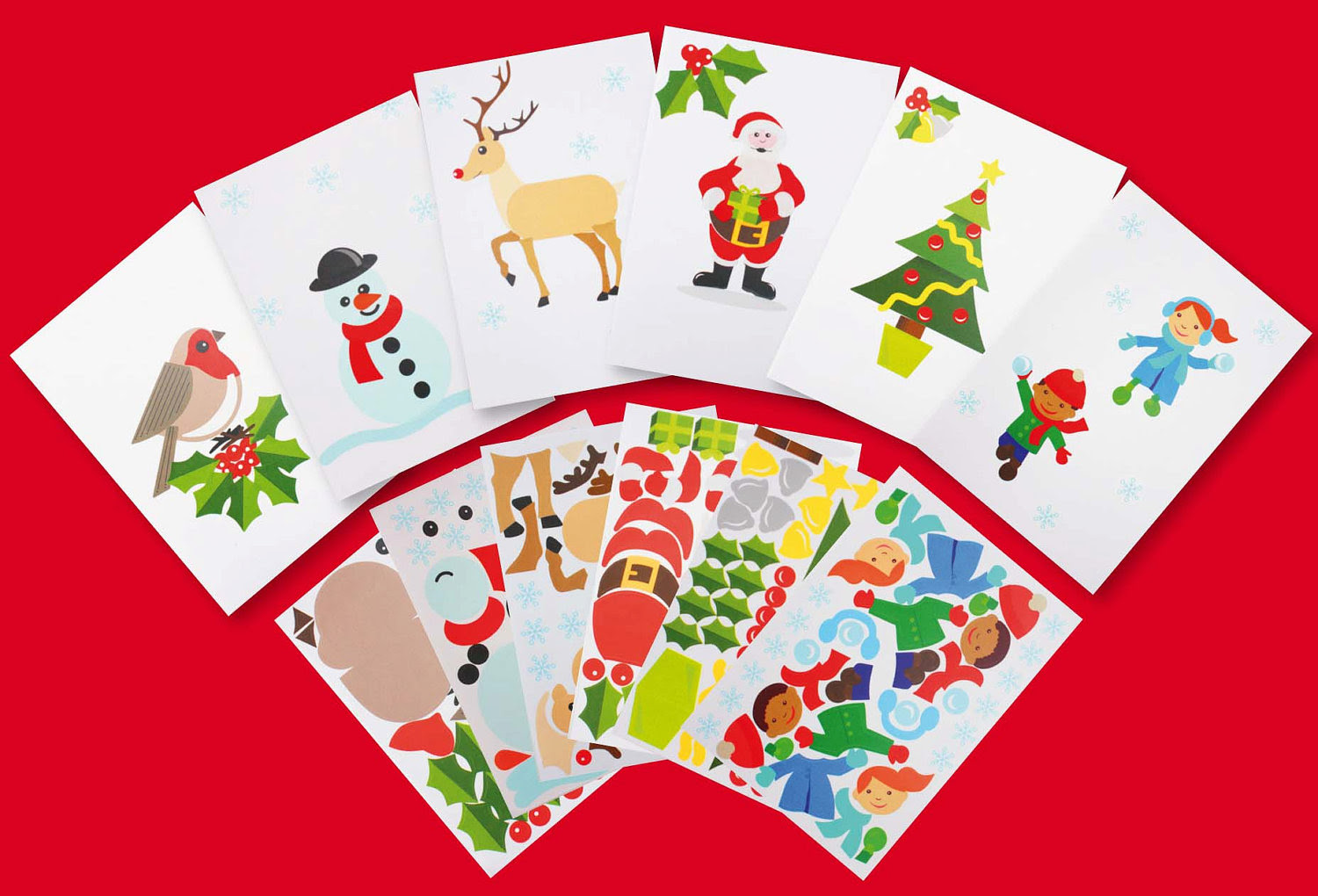 Christmas Card Kits For Toddlers Xmast 2