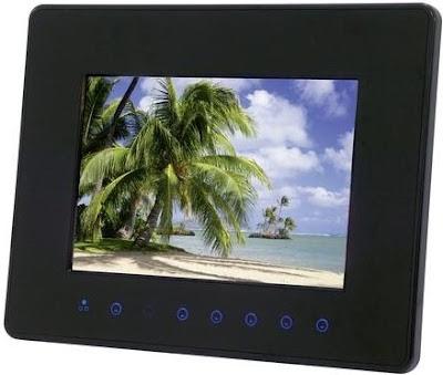 Toshiba Tekbright PA3637K digital photo frame - Review