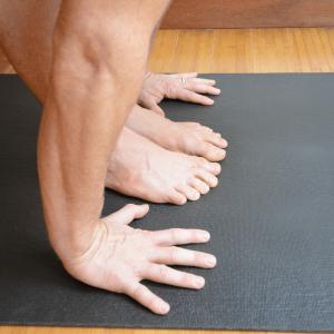 sun salutations yoga anatomy finger alignment