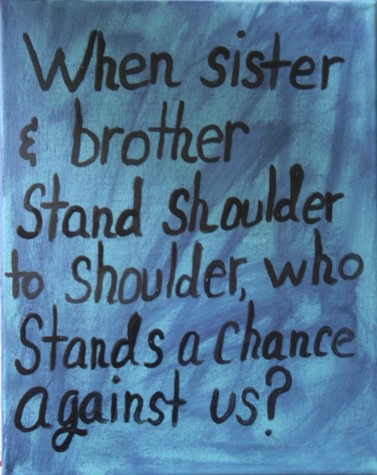 Quotes About Amazing Brothers 44 Quotes