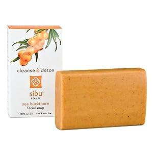 Sibu Cleanse & Detox Sea Bar Facial Soap