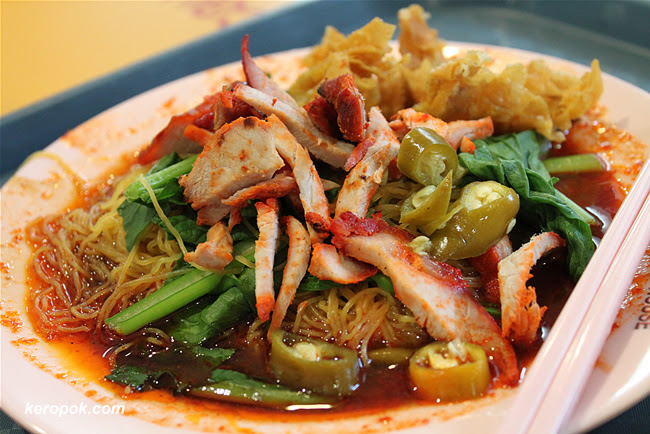 Char Siu & Wonton Noodles