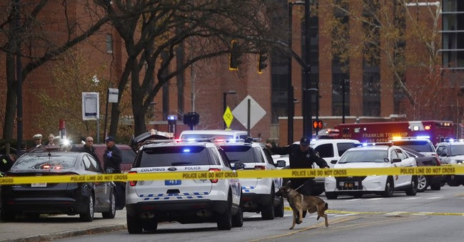 "The OSU ""Shooting"" Wasn't Actually A Shooting, But That Didn't Stop Gun Control Supporters From Politicizing It"